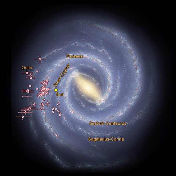 Charting the Milky Way From the Inside Out