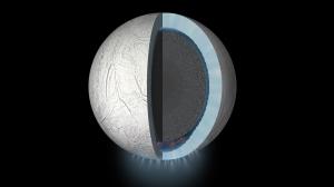 Cassini Flyby